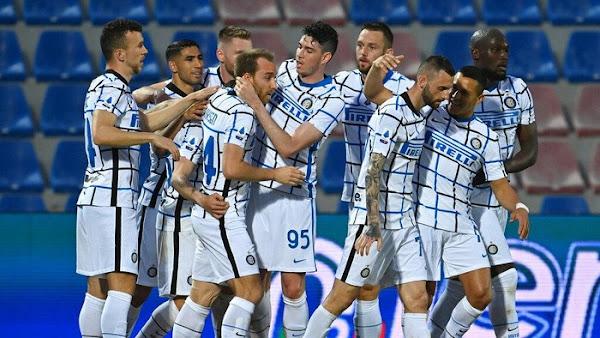 Inter Milan resmi menjadi juara Serie A musim 2020/21