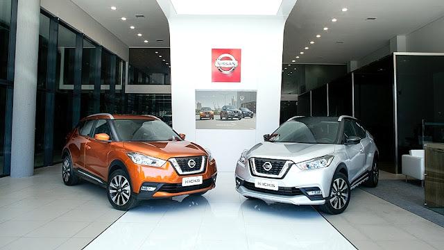 Nissan Kicks producido en Brasil ya está disponible en Argentina