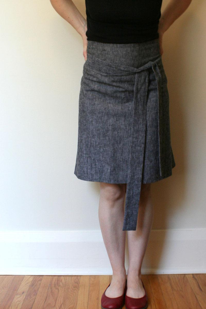 Apron Skirt 116