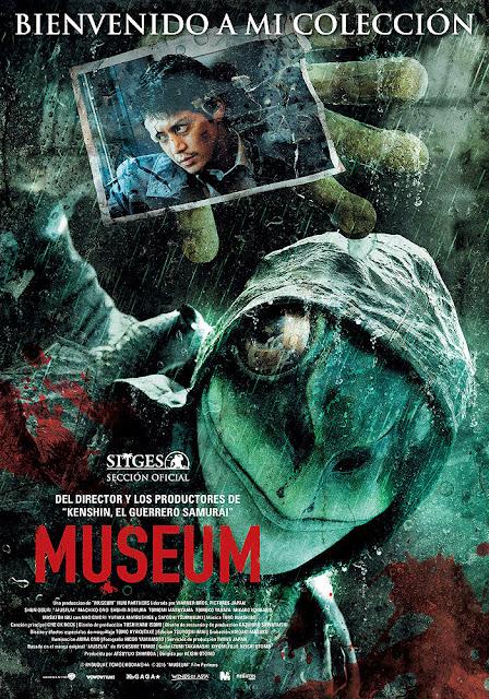 """Museum"" de Keishi Otomo"