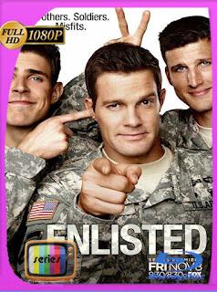 Enlisted Temporada 1 HD [1080p] Latino [GoogleDrive] SilvestreHD