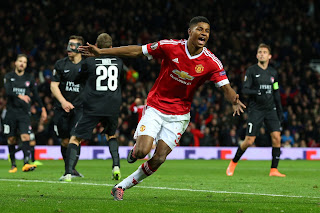 On this day in 2016, Marcus Rashford made his first team debut for Man Utd