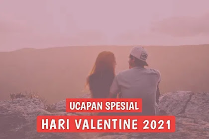 60 Kata Kata Ucapan Hari Valentine 2021 yang bikin Baper!