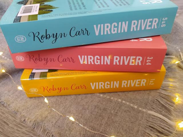 Les Chroniques de Virgin River de Robyn Carr