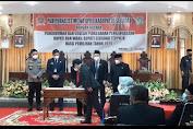 DPRD Sekadau Gelar Paripurna Istimewa Penetapan Bupati dan Wakil Terpilih