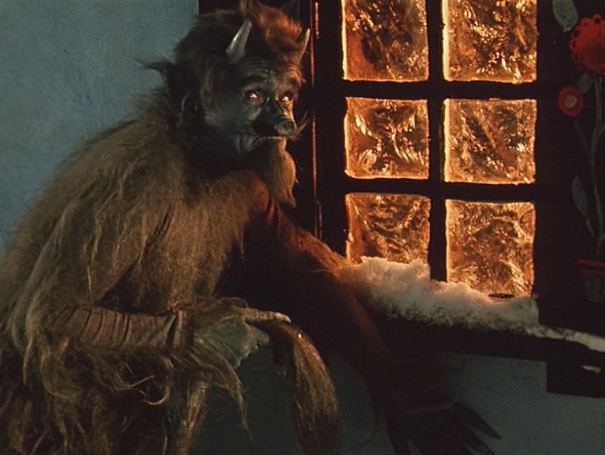 Retro Fever - Обзор фильма «Вечера на хуторе близ Диканьки» («Ночь перед Рождеством», 1961) - Кадр №2