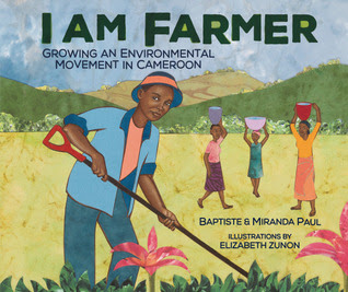 I am Farmer Book cover by Baptiste & Miranda Paul