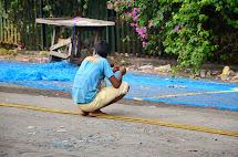 Bombayjules Ubiquitous India . 1 - Squat