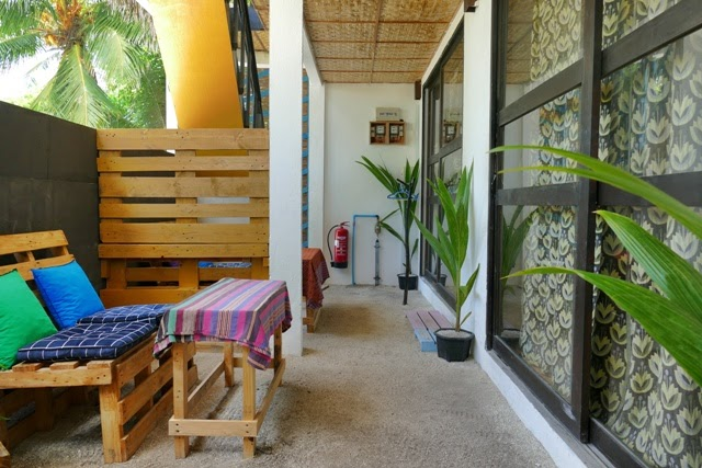 Planta baja en The Home Maldives