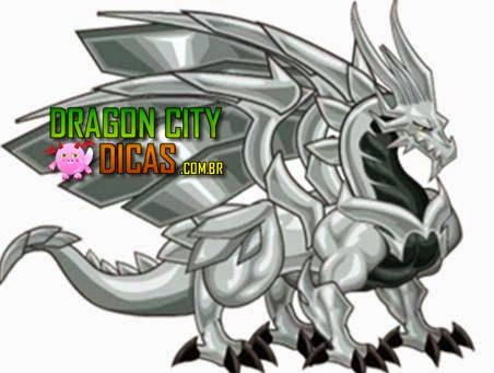 Dragão Metálico ( Metal Dragon )