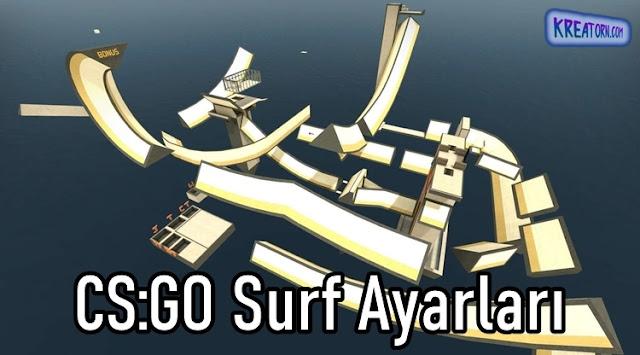 CS:GO Surf Kodları