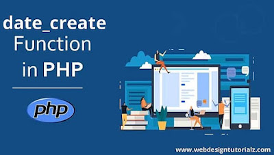 PHP date_create() Function