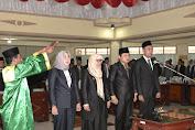 Nur Hidayah Resmi Pimpin DPRD Lombok  Barat