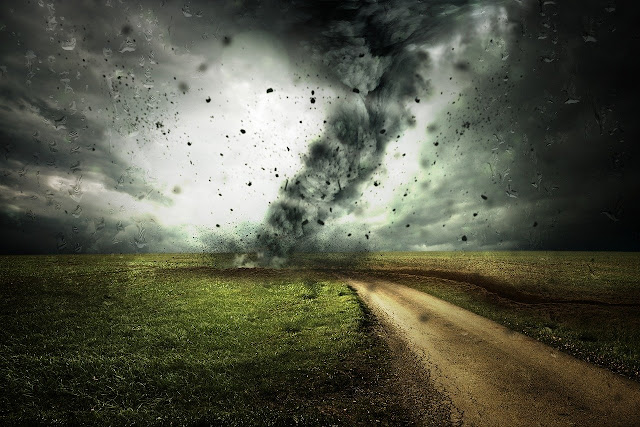 Penyebab Fenomena Hujan Es