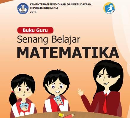 Buku Matematika SD Kurikulum 2013 revisi 2018