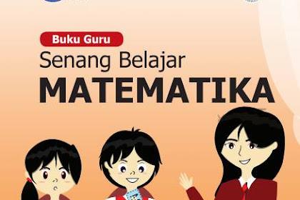 Buku Matematika SD Kurikulum 2013 Kelas 4, 5, dan 6