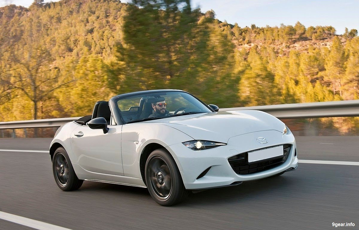 2016 mazda mx 5 miata convertible roadster car reviews new car pictures for 2018 2019. Black Bedroom Furniture Sets. Home Design Ideas