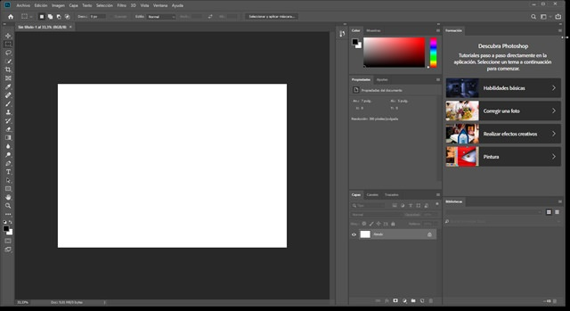 photoshop descargar gratis en español para windows 10 con crack