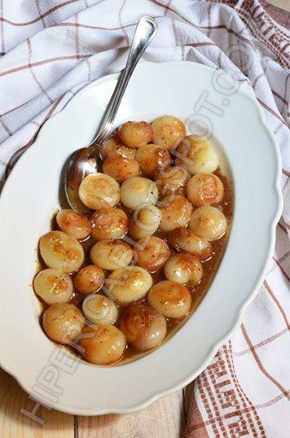 hiperica di lady boheme blog di cucina, ricette gustose, facili e veloci. Cipolline in agrodolce ricetta della nonna