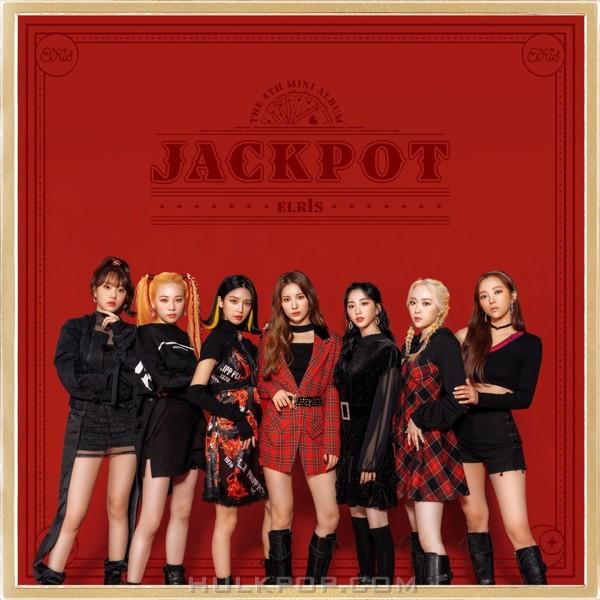ELRIS – JACKPOT – EP  (FLAC)