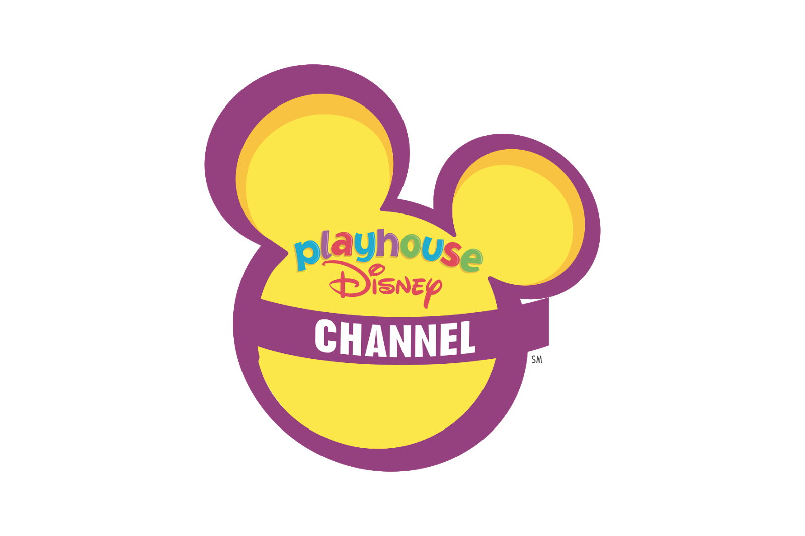playhouse disney channel logo logoshare
