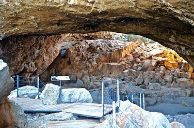 Το σπήλαιο Φράγχθι, που άλλαξε την ιστορία... της γαστρονομίας!
