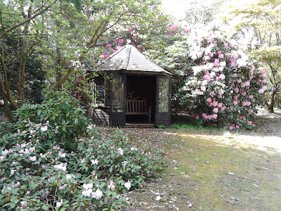Secluded summerhouse Improve your garden Hillier Gardens Green Fingered Blog