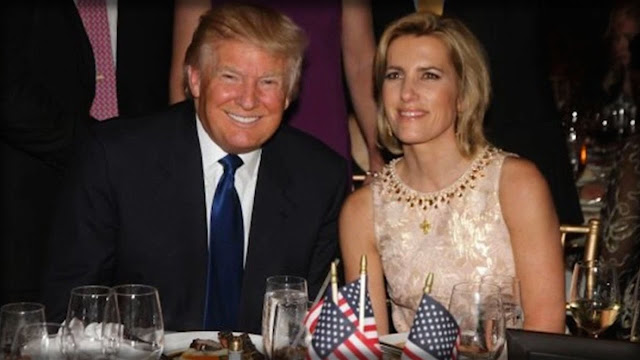 Trump Laura Ingraham