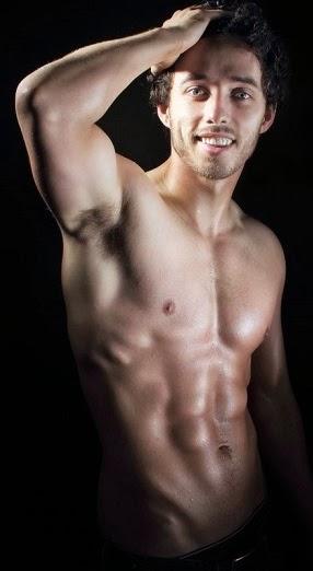 Keith Jack Naked