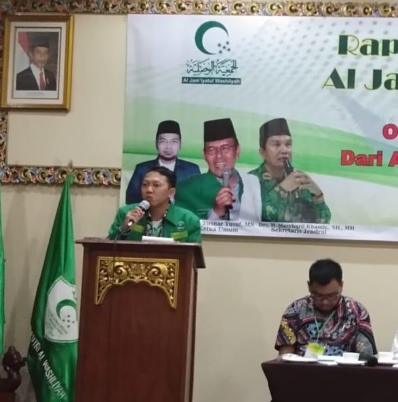 Konsolidasi  Jelang Muktamar HIMMAH ke X, Pimpinan Wilayah Kumpulkan Cabang HIMMAH Se Jateng - DIY
