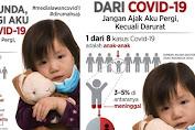 Varian Baru Virus COVID-19 Mengancam Anak-anak dan Remaja!
