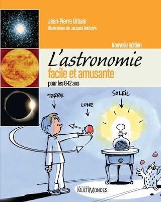 Télécharger Livre Gratuit L'astronomie facile et amusante pour les 8-12ans pdf