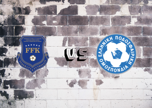 Kosovo vs Grecia  Resumen