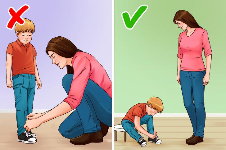 10 أشياء يحب على  الأباء فعلها لتربية طفل مميز وناضج