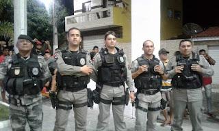 4º BPM realiza operações policiais em seis cidades da região