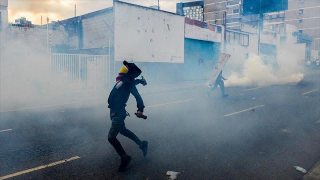 """""""Oposición financia a grupos delictivos en Venezuela"""""""