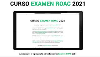 Curso Examen ROAC 2021