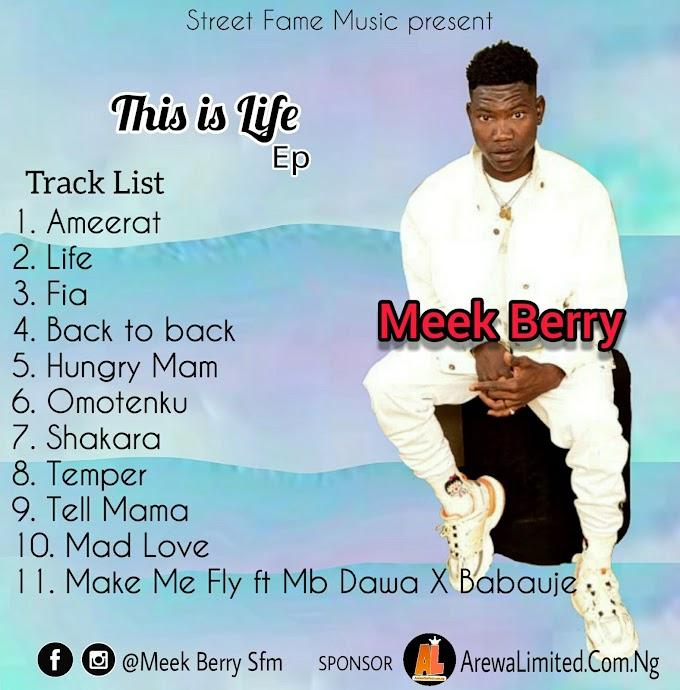 EP: Meek Berry - This is life (full album)