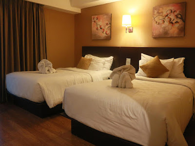 staycation di hotel best western the hive cawang