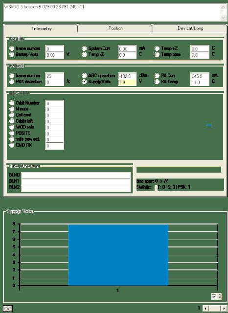 ParkinsonSat Telemetry Decoder