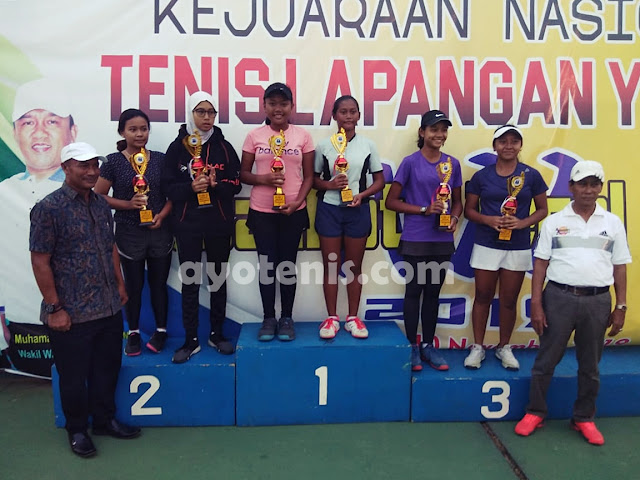 Walikota Tegal Cup XII: Taura Lady Sabet Gelar Juara