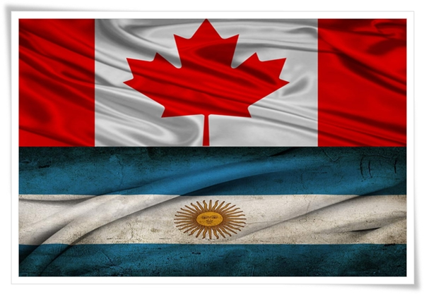 canada and argentina
