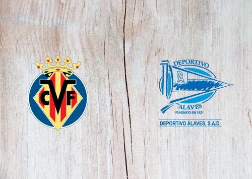 Villarreal vs Deportivo Alavés -Highlights 30 September 2020