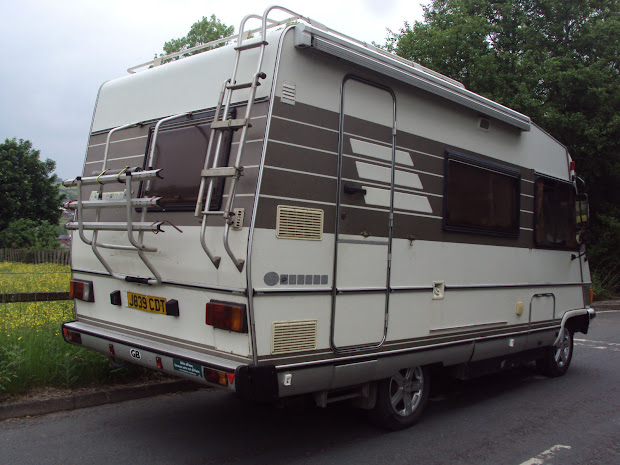Used Rvs 1991 Fiat Ducato Hymer Owner - Year of Clean Water