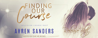 Finding Our Course by Ahren Sanders Release Review + Giveaway