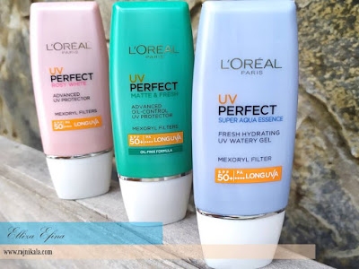 loreal uv perfect