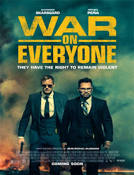 War on Everyone pelicula online
