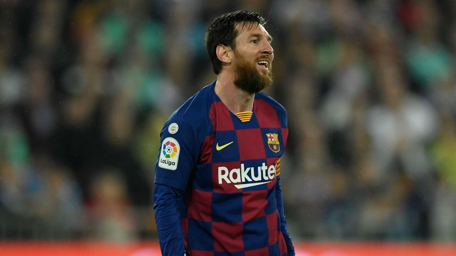 Messi miss Ronaldo? Barcelona player does not find himself