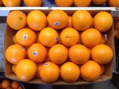 Thủ tục nhập khẩu quả cam