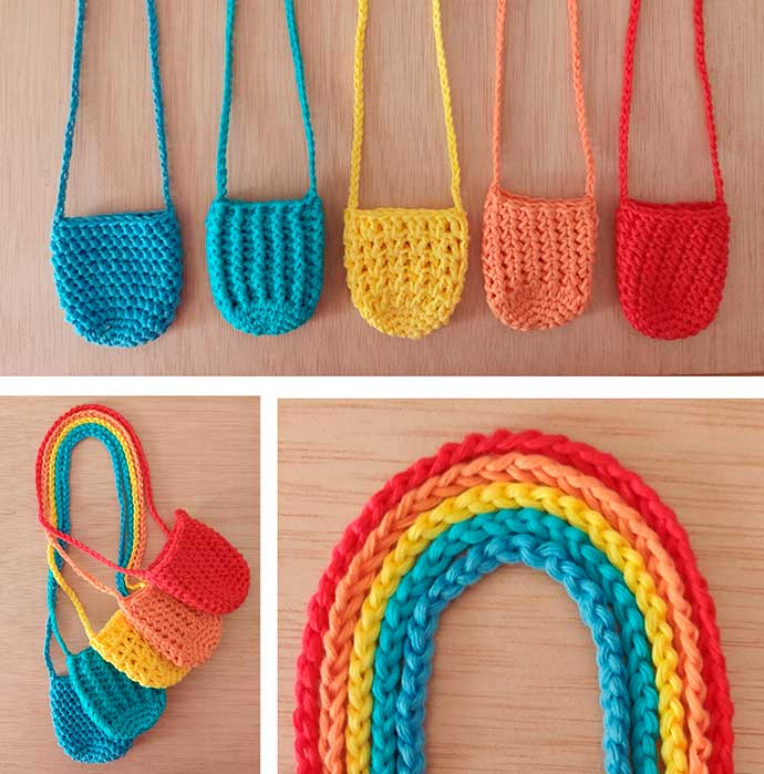 Puntadas de crochet - ganchillo